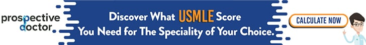Calculate Required USMLE Score for Your Specialty