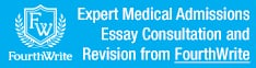FourthWrite: Medical Admissions Writing Support