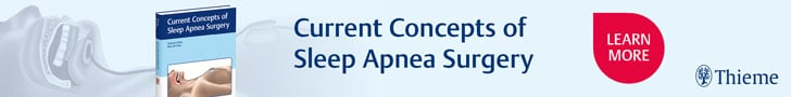 Current Concepts of Sleep Apnea Surgery by Verse