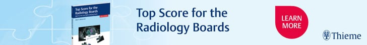 Top Score for the Radiology Boards by Weissman